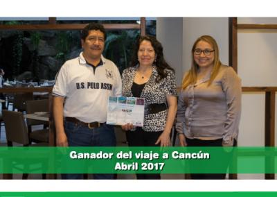 Ganador Cancún